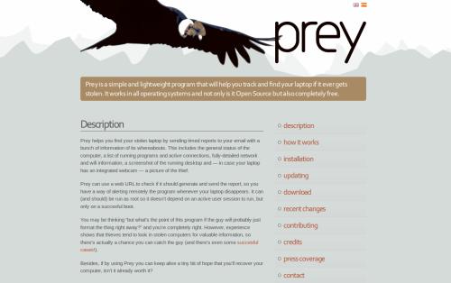 official-prey-site-screenshot